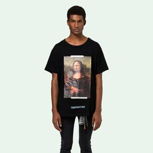 BLACK MONALISA S/S T-SHIRT
